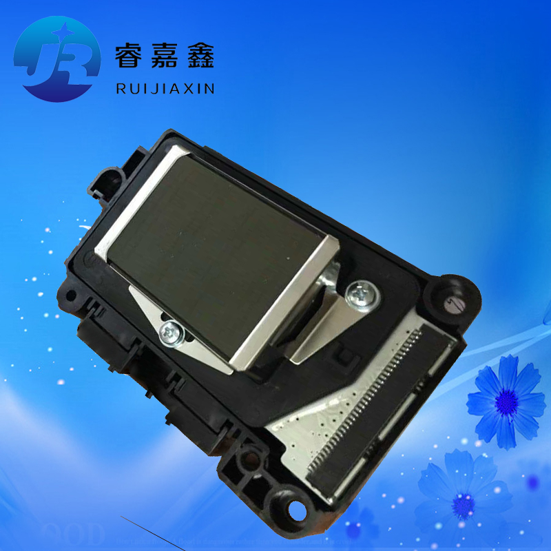 Original Print Head F177000 Printhead Compatible for Epson Pro-3800C 3800 3850 DX7 Water Printer head unlocked new for r3000 pro 3800c 3850 3880 3890 f177000 printer parts with good quality and original dx7 print head