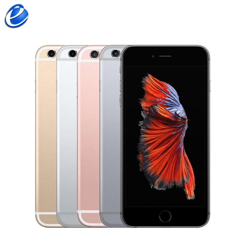 Original Apple IPhone 6S Plus IOS Dual Core 16/64/128GB ROM 2GB RAM  5.5'' 12.0MP Camera 4G LTE Cellphone Used Mobile Phones
