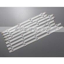 8 adet x 37 inç Arka Işık Şeritleri için 37LN Dizi LC370DXE AGF78401301 37LN5400 37LN5404 ZA 6916L 1137A 1138A 1139A 1140A