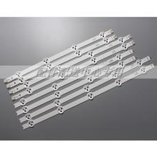8pcs x 37 inch Backlight Strips for LG 37LN Array LC370DXE AGF78401301 37LN5400 37LN5404 ZA 6916L 1137A 1138A 1139A 1140A