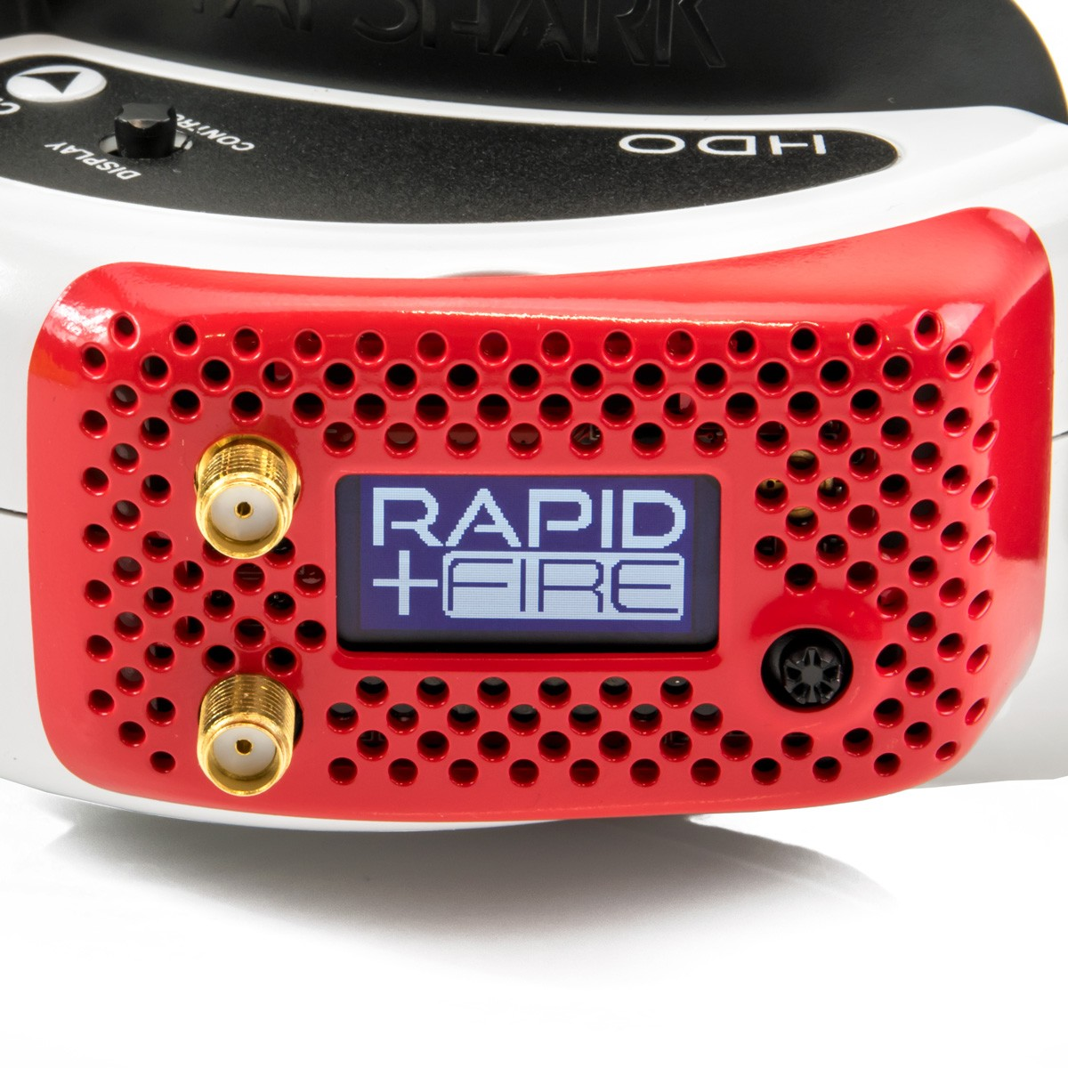 ImmersionRC RapidFIRE W/ Analog PLUS Goggle FPV Receiver For RC Drone Multi Rotors FPV Racing Parts