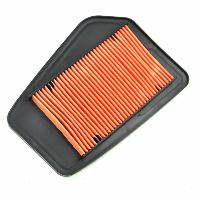 Qualidade do filtro de ar da motocicleta para honda cbr125 r/rw-4, 5,6, 7,8, 9, a, b, c, d, e, fjc34/jc39/jc50 2004-2015