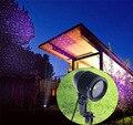 IP65 Rot Blau Weihnachten Laser Projektor Drahtlose Fernbedienung Outdoor Laser Licht Wasserdichte Laser Landschaft Projektor|Bühnen-Lichteffekt|   -