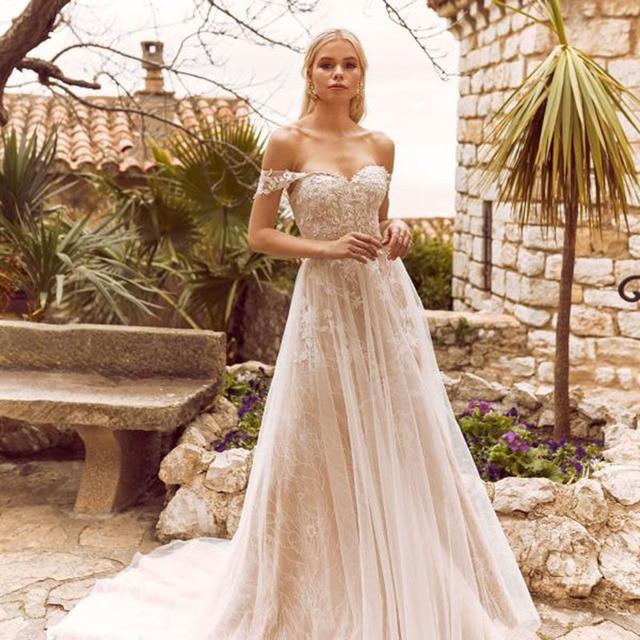Robe de Mariage Bohème Chic Clara