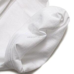 Image 3 - Марио футболка человек Doom Cool конструкции с круглым вырезом из хлопка и изображением из мультфильма, футболки для детей, уличная Стиль модная одежда размера плюс футболка