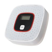 NEW High Sensitive Voice Warning LCD CO Carbon Monoxide Tester Poisoning Sensor Alarm Detector Home Security