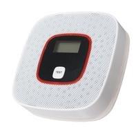NEW High Sensitive Voice Warning LCD CO Carbon Monoxide Tester Poisoning Sensor Alarm Detector Home Security