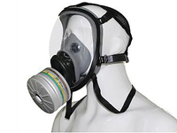 SQY FF02 Military and Police Style Full Face Gas Mask With One Filter Training Mask