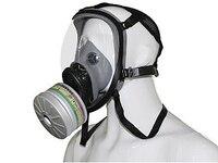 Sqy ff02 Военная Униформа и полиции Стиль полный Уход за кожей лица противогаз с один фильтр обучение маска