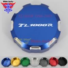 Motosiklet Ön Fren ana silindir Sıvı Haznesi Kapağı Yağ Kapağı SUZUKI TL1000R TL 1000R TL 1000 R 1998 2003 2002 2001