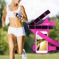 FLOVEME Марка Для iPhone 6 7 6 S 4.7 Плюс 5.5 Черный езды Палец Повязку Case Работает На Велосипеде Спорта Водонепроницаемый Мешок Крышка
