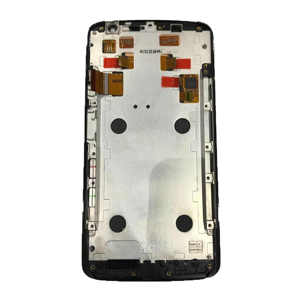 モトローラモト X 再生 x3 xt1561 XT1562 XT1563 Lcd ディスプレイスクリーンタッチスクリーンデジタイザ国会送料無料