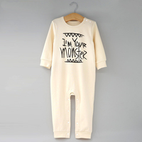 Spring And Autumn Baby Clothes Baby Romper Cotton Newborn Clothing Infant Clothes One Piece Romper Newborn