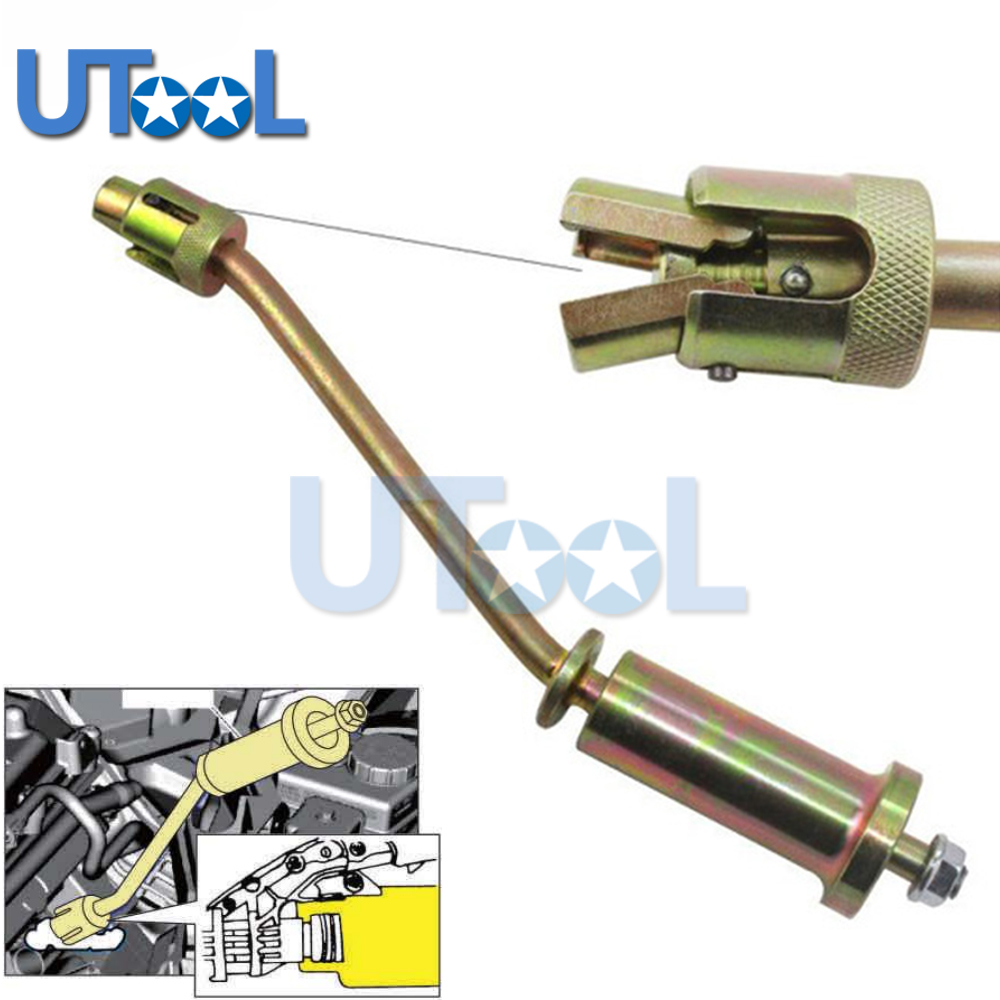310-197 New Fuel Injector Removal Installer Puller Tool Oil Pump Remover For Land Rover Jaguar 5.0 fuel injector tool fuel injector removal and installer for bmw n20 n55