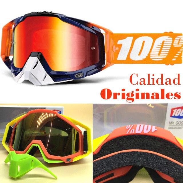 Original Quality 100 Brand Racecraft Sunglasses Goggle ATV Casque Glasses Racing Lunette Biking Driving Gafas de Sol New 2017