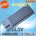 4400 мАч Аккумулятор Для Dell Latitude D620 D630 D630c D631 Для Precision M2300 RD301 TC030 TD116 TD117 TD175 TG226 UD088 KD494 KD495