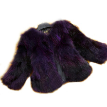 Fur multi Fox Genuine