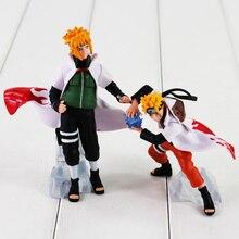 5pcs/lot Naruto Shippuden Figures Complete Set