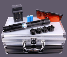 3w high power blue laser pointer waterproof focusers smoke blu ray matches dark color