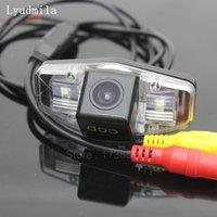Lyudmila Voor Acura CSX/RDX/ILX/ZDX/Auto Back up Parking Camera/Achteruitrijcamera/HD CCD Nachtzicht + Groothoek