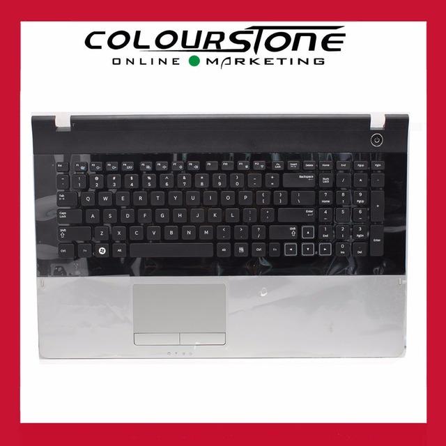 Laptop palmrest touchpad para samsung np300e7a 305e7a 300e7a 305e7a ee. uu. teclado del ordenador portátil partes