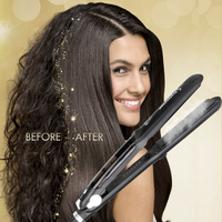 2018 Lisseur Professionnel Steam Spray Hair Straightener Ceramic Hair Protection Water Not Hurt Power Plywood Flat