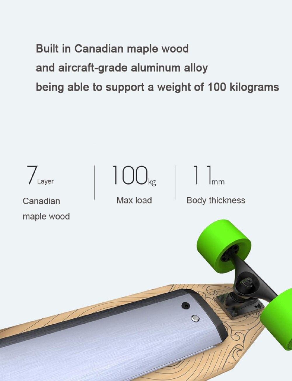 -Xiaomi-ACTON-Smart-Wireless-Remote-Control-Electric-Skateboard--3