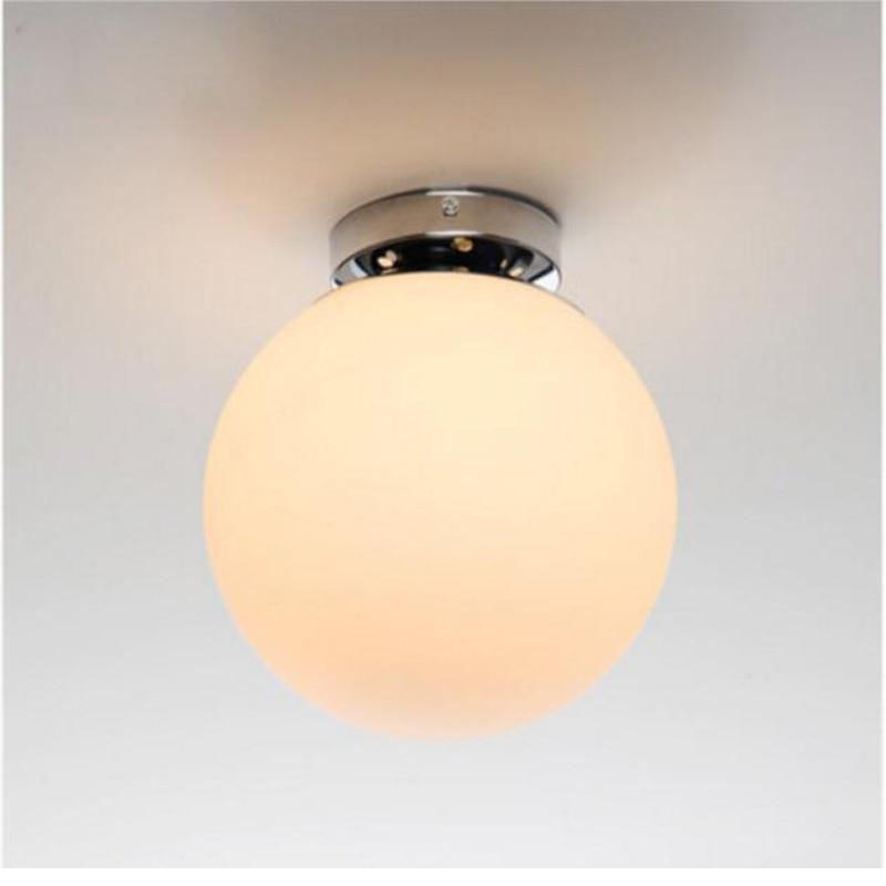 Moderne Simple Led Suspendus Plafonniers Luminaires Mode Couloir