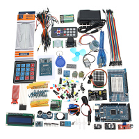 Mega 2560 The Most Complete U ltimate Starter Kit For Arduino Mega2560 UNO Module with Box