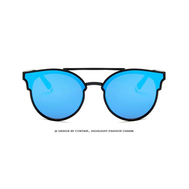 Luxury Vintage Round Sunglasses Women Brand Designer 2019 Cat Eye Eyeglasses Sun Glasses Men Male Female Ladies UV400 in Women 39 s Sunglasses from Apparel Accessories