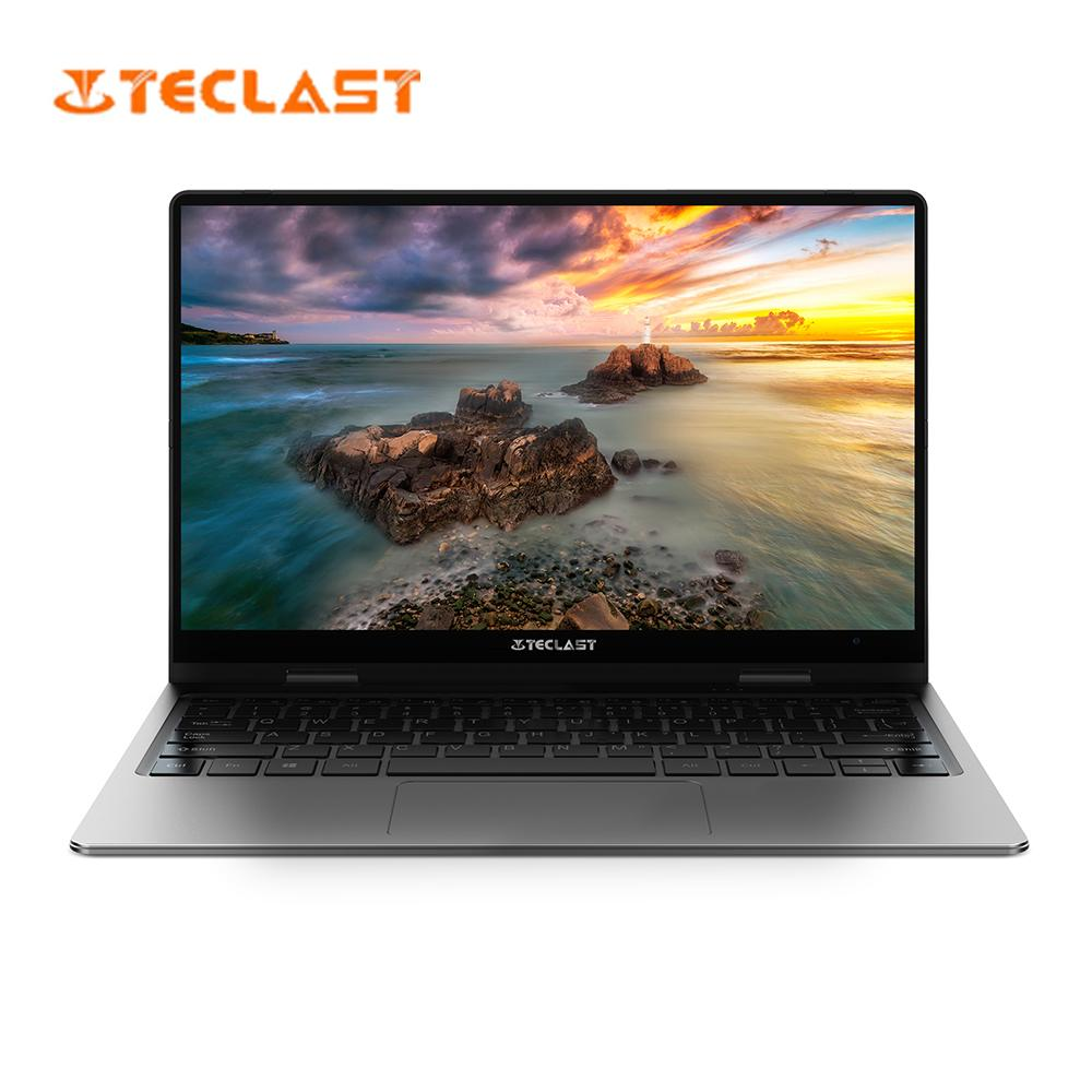 Teclast F5R 8GB DDR4 128GB SSD 11.6 Inch Laptop Intel Gemini Lake N3450 Win 10 360 Degree Hinge Touch Screen Notebook image