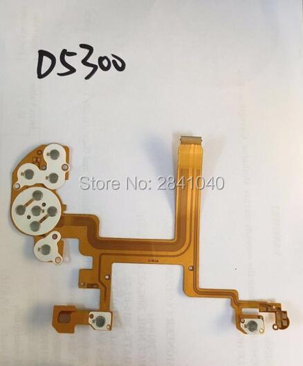 Original D5300 Key Flex For Nikon D5300 Keyboard D5300 Cable For SLR Camera Repair