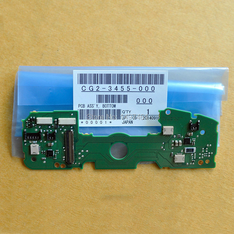 цена на New bottom drive board PCB repair Parts for Canon 6D DS126402 SLR(CG2-3455-000)