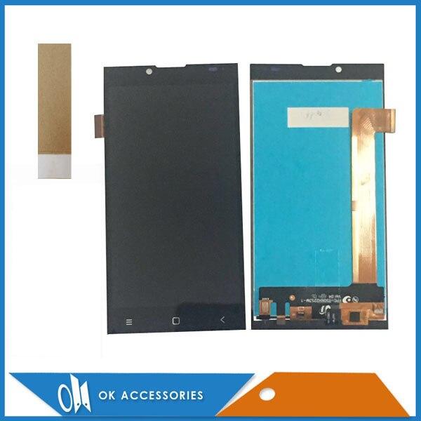 Para Prestigio Graça Q5 PSP5506 DOU PSP 5506 PSP DUO PSP5506DUO 5506DUO Display LCD + Touch Screen Digtizer Com Fita