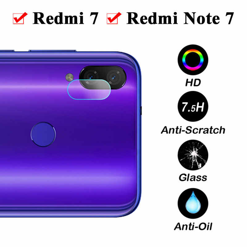 Camera Protector For Xiaomi Redmi Note 7 Lens Protection Tempered Glass For Xiaomi Redmi 7 note7 Camera Len Film xiomi redmi7
