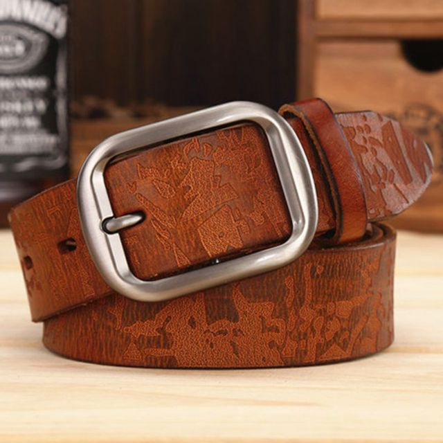 Stylish Genuine Leather Belt For Women