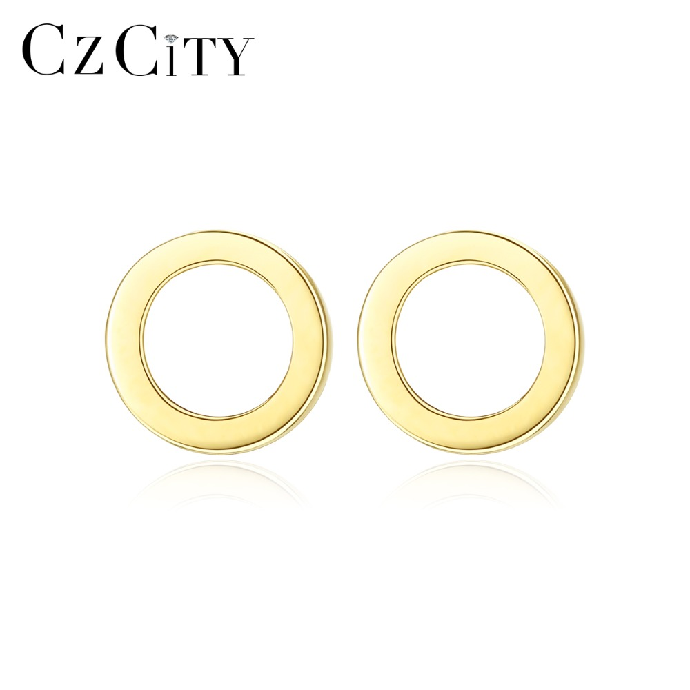 14K Two Tone Gold 1.5mm Thickness Twisted Hoop Hinged Earrings Ioka