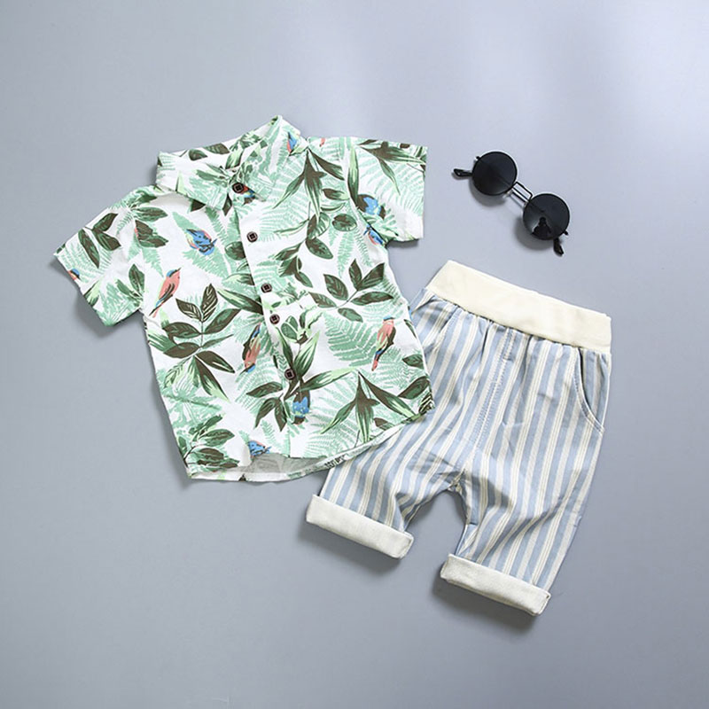 Baby Clothes Suit for Newborns Boy Cotton Clothing Set Summer Fashion Outerwear Infant Babies Boys Set Blouse+Pant Kids Costume цены