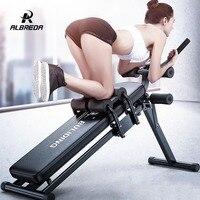 ALBREDA многофункциональные тренажеры для дома, сидя на брюшной скамье, доска для фитнеса, тренажер для брюшной полости