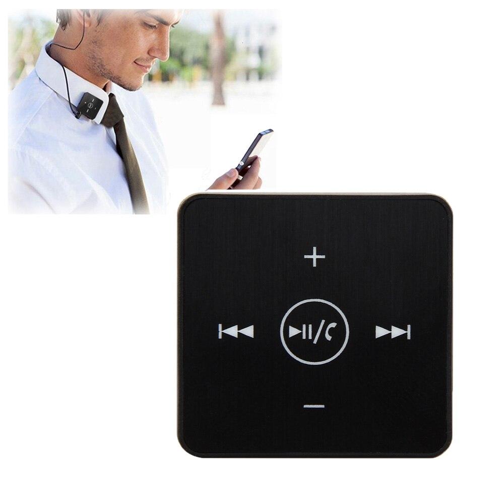 De EB-601 Lavalier Mini Clip de Música Estéreo Bluetooth Wireless Headset Auricu