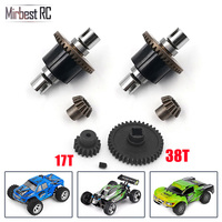 Mirbest RC DIY Parts For WLtoys A959 A979 A959 B A979 B RC car metal upgrade accessories Metal differential Motor gear A959 B 27