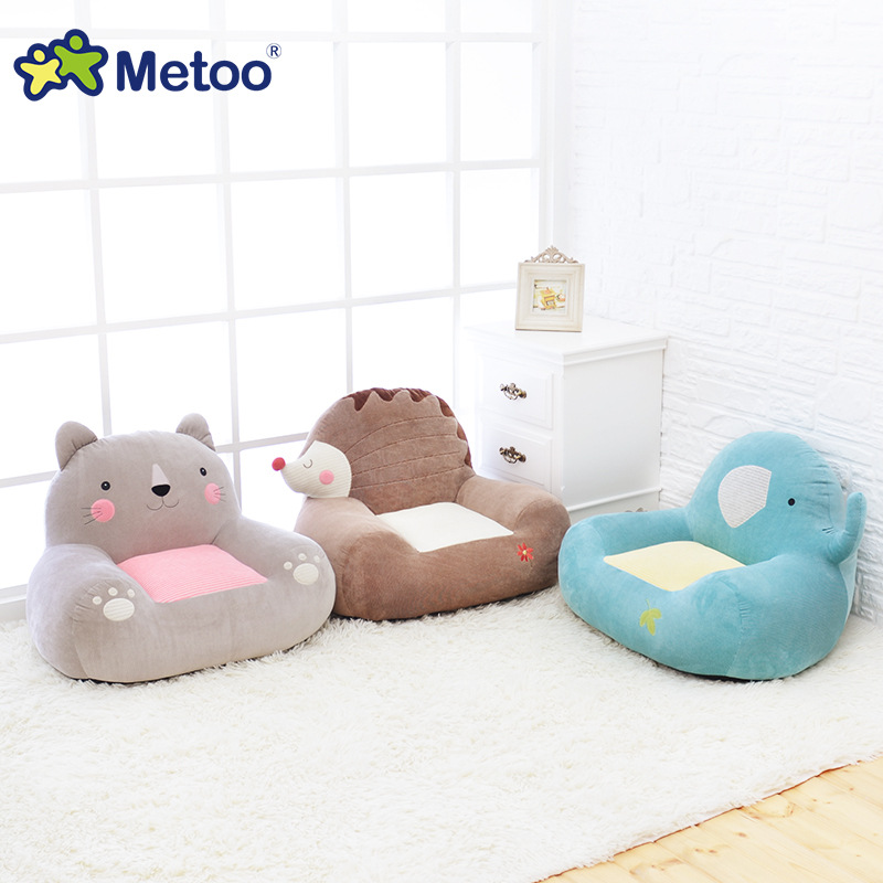 New arrival Metoo children animal very soft comfortable sofa semper monkey series plush toys for kids