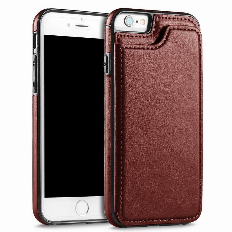 PU Leather Flip Wallet Case for iPhone 11/11 Pro/11 Pro Max 8