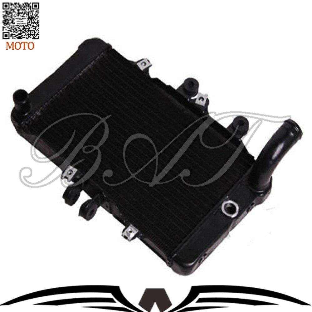 Motorcycle Accessories Aluminum Cooler Radiators System For HONDA BROS 650 NTV650 1988 1989 1990