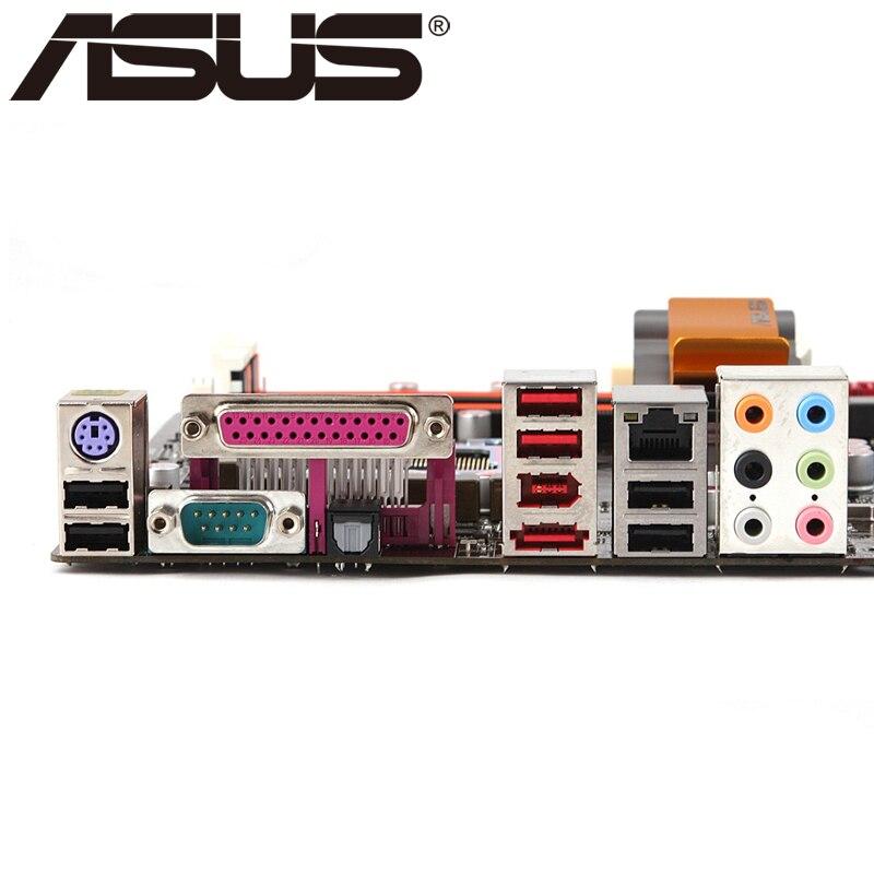 Desktop mainboard ASUS P5P43TD PRO DDR3 LGA 775 16GB USB2 0 P43 motherboard