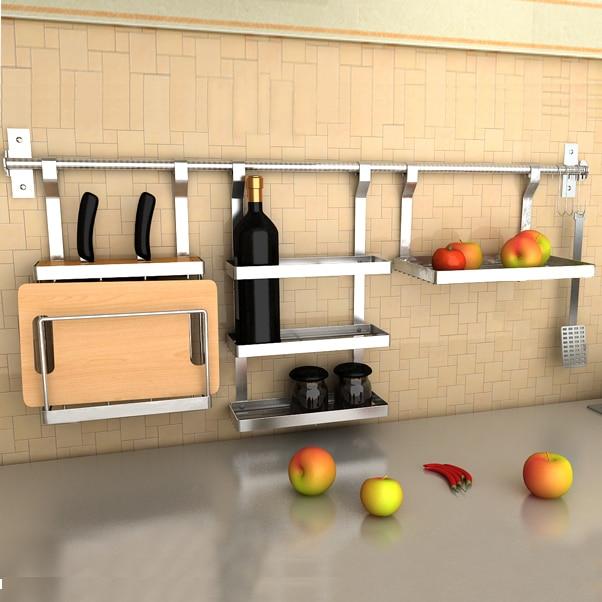 Seasoning shelf rack kitchen utensils storage rack kitchen supplies ...