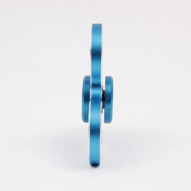 2017 New Fidget Spinner Metal EDC Hand Spinner Finger Handspinner Spin Made Focus Toy Spinning Stress Fidget Toys SL158