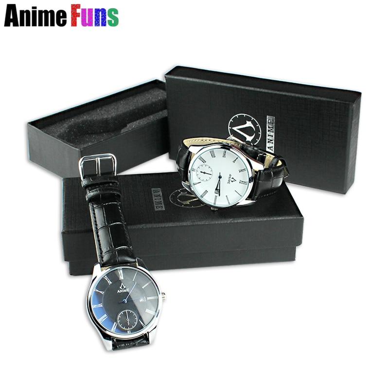 Anime Game Assassin's Watch for women man Assassin logo Wrist Watch
