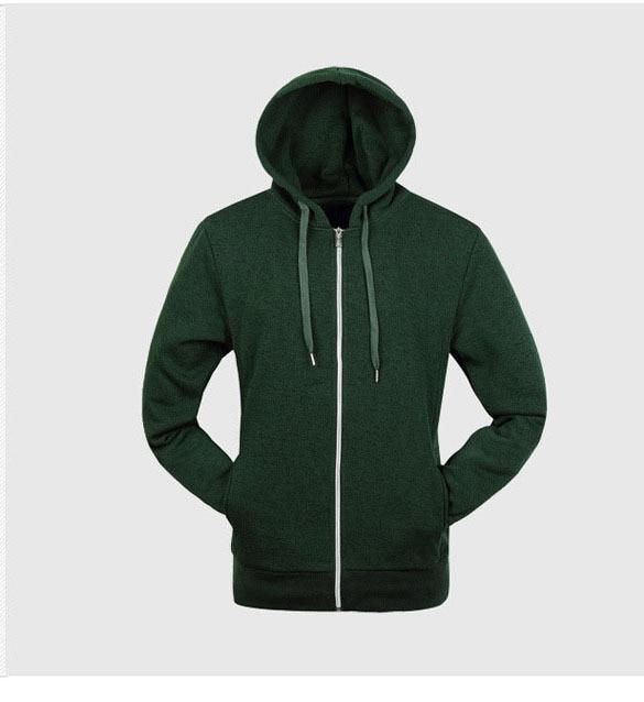 Mens Sweatshirts Clothing Sale Fashion Men Plain Heather Zip Up Hoodies  Black Grey Blue Windbreaker Pull Over Hoodies for men w Mens Sweatshirts  Clothing ... 1d0cd377a
