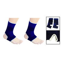 New Ultralight Breathable Adjustable Sports Elastic Ankle Support Sports Safety Gym Badminton Basketball ankle brace support